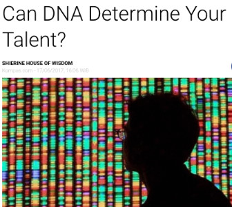 News Dna Mapping Test on